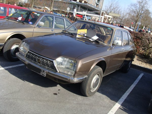 Citroën GS Birotor 1973