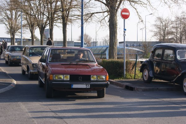 Peugeot 604 1975
