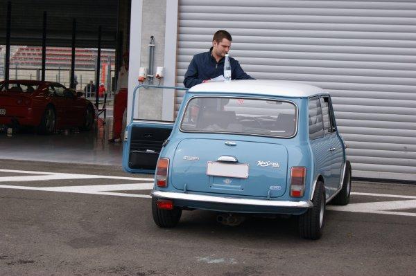 Innocenti Mini Cooper 1972