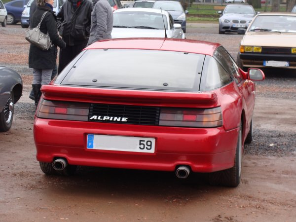 Alpine A 610 1991