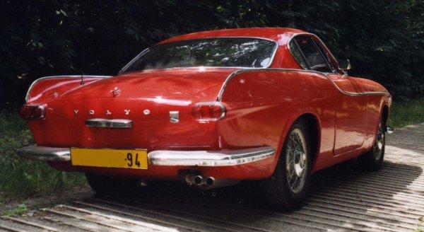 Volvo P 1800 S 1963