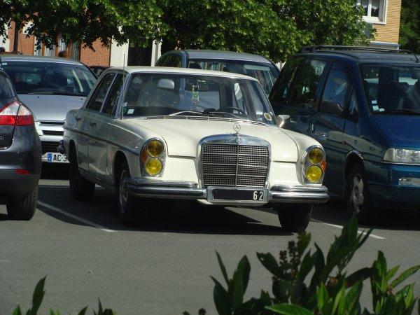 Mercedes S W108 1968