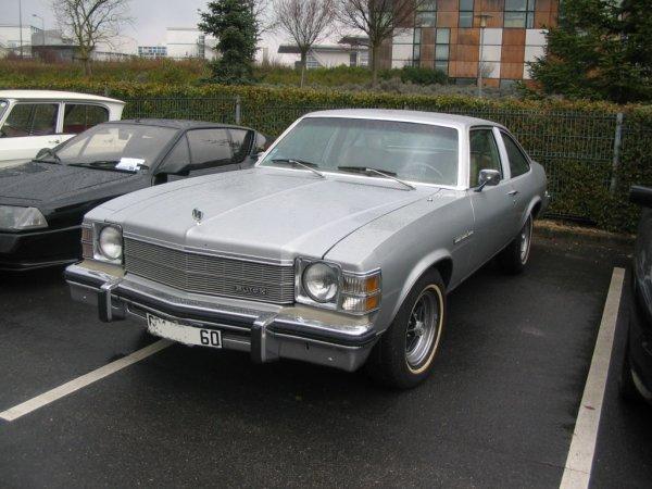 Buick Skylark 1974