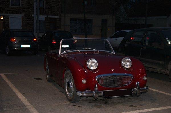 Austin-Healey Sprite MK I 1958