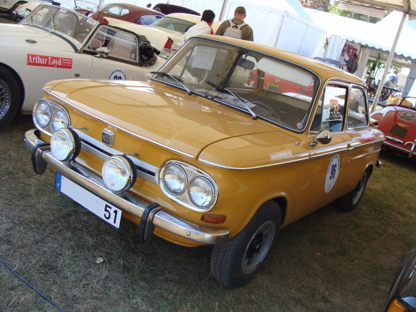 NSU TT 1968