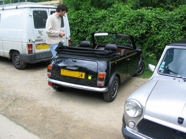 Mini Twinnings Cabriolet 1991