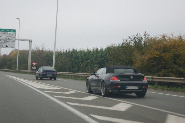 BMW Série 6 E64 2004