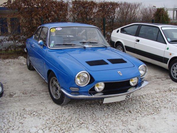 Simca 1200 S 1967