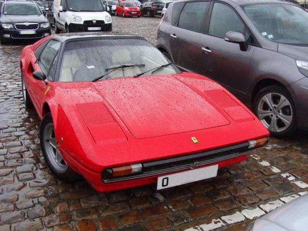 Ferrari 308 GTS 1976
