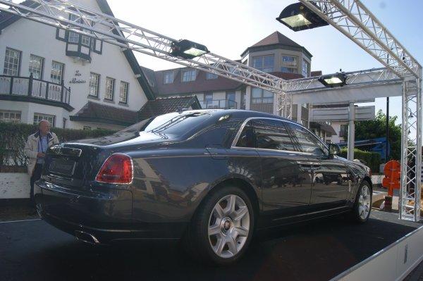 Rolls-Royce Ghost 2009