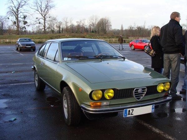 Alfa Romeo Alfetta GT 1974