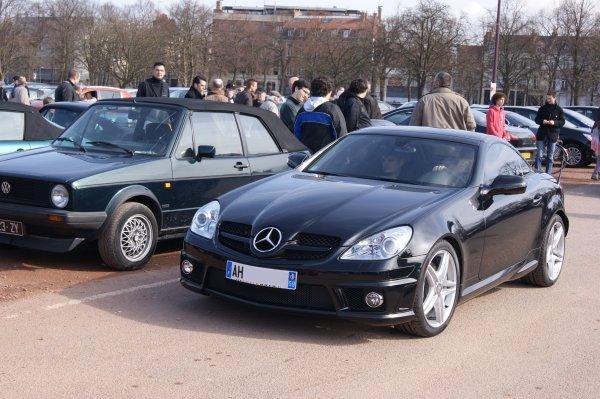 Mercedes SLK R171 2008