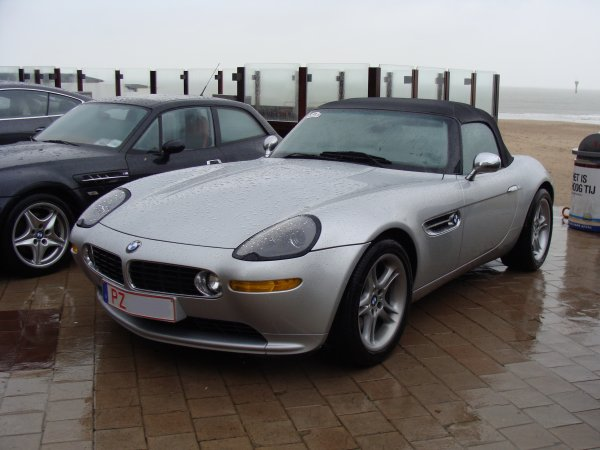 BMW Z8 2000