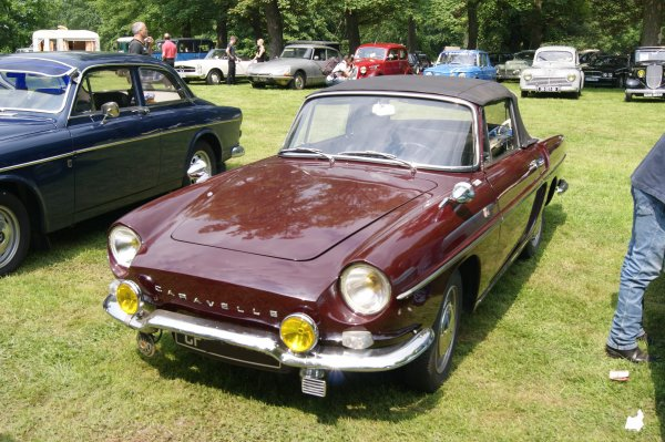 Renault Caravelle 1100 S 1965