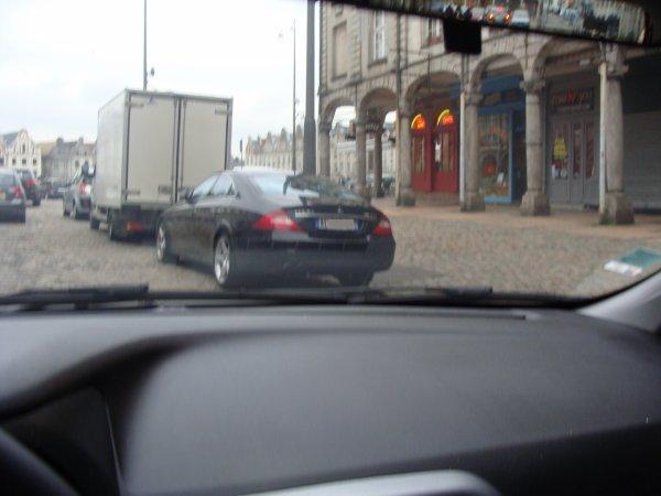 Mercedes CLS W219 63 AMG 2006