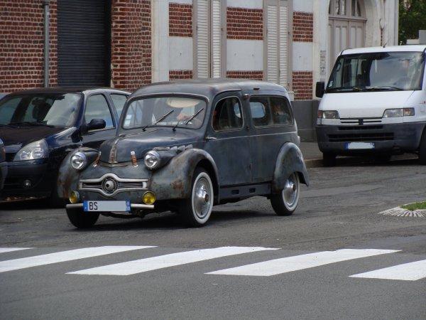 Panhard Dyna X 1951