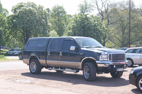 Ford F 250 1998