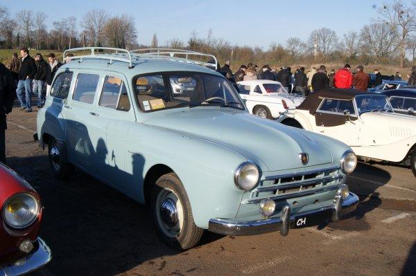 Renault Frégate Domaine 1955