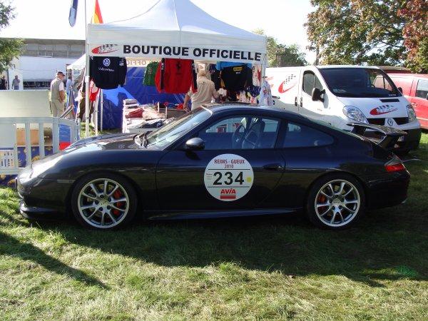 Porsche 996 GT3 2001