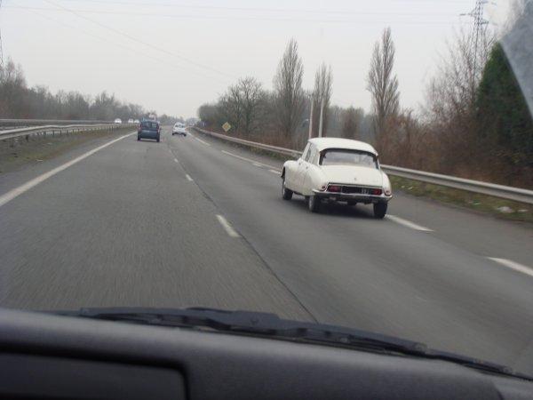 Citroën Dsuper 1971
