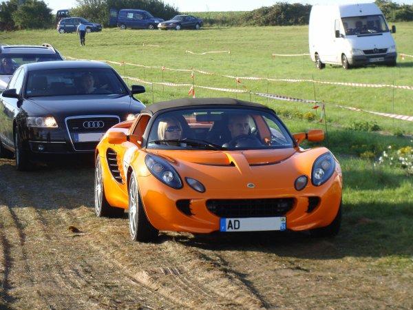 Lotus Elise S2 SC 2008