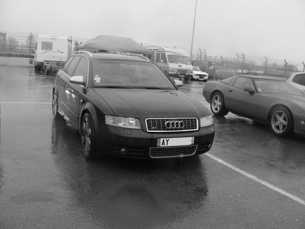 Audi S4 B6 2002