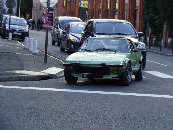 Fiat X1/9 1972