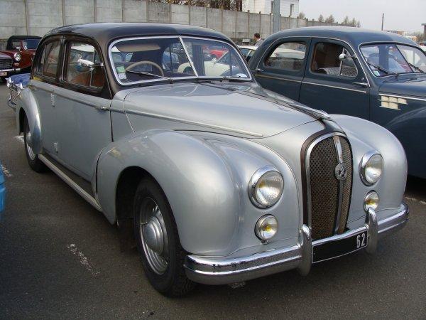 Hotchkiss 13/50 Anjou 1950