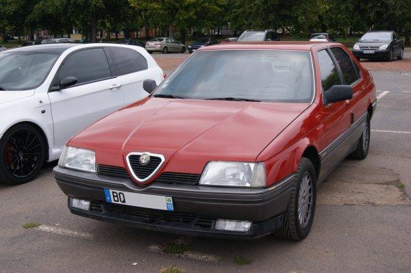 Alfa Romeo 164 1987