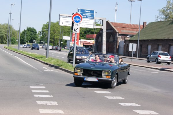Peugeot 304 S Cabriolet 1972