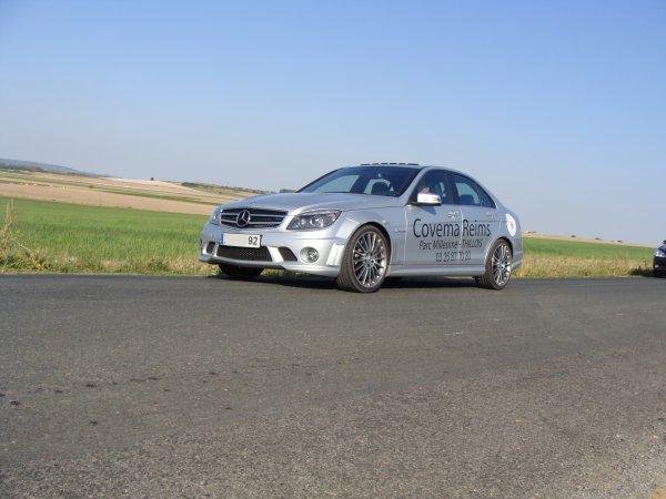 Mercedes C W204 63 AMG 2007