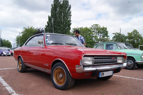 Opel Commodore A 1967