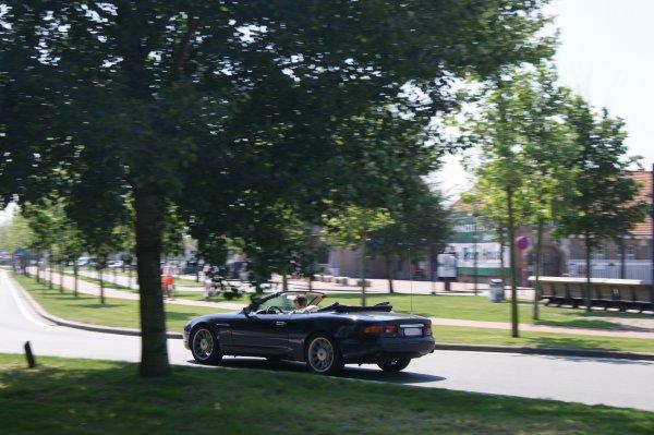Aston Martin DB7 Volante 1997