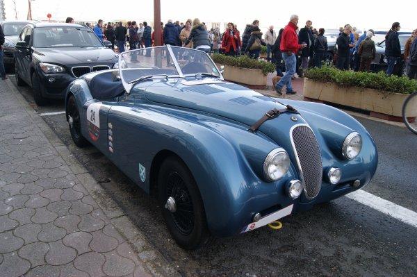 Jaguar XK 120 SE 1951