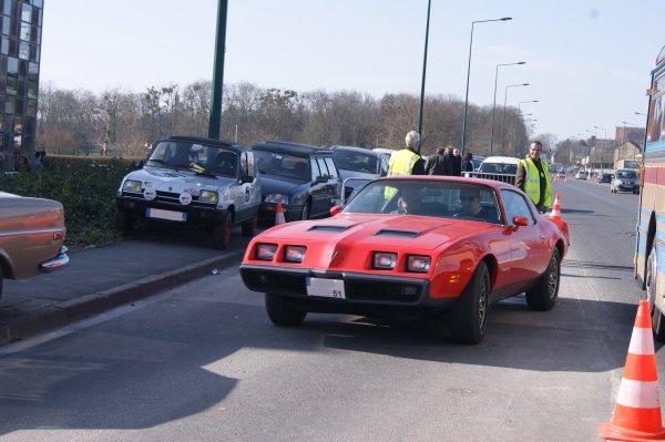Pontiac Firebird 1979