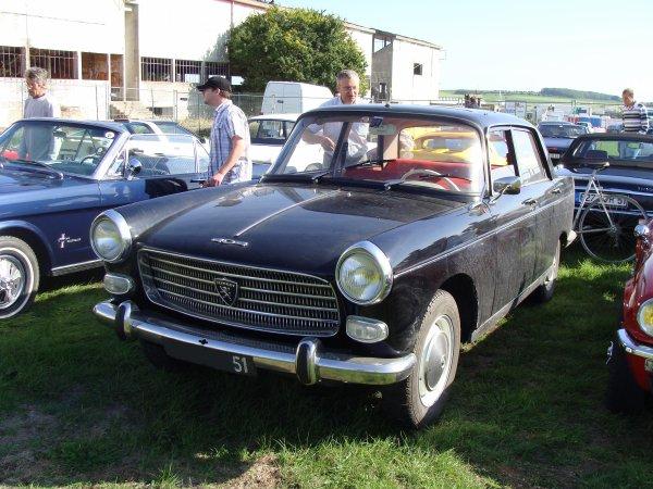 Peugeot 404 SL 1963
