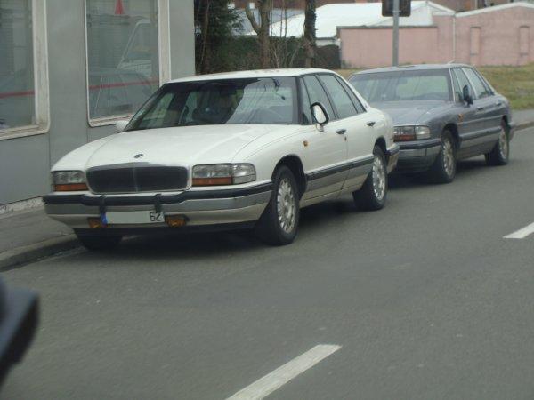 Buick Park Avenue 1990