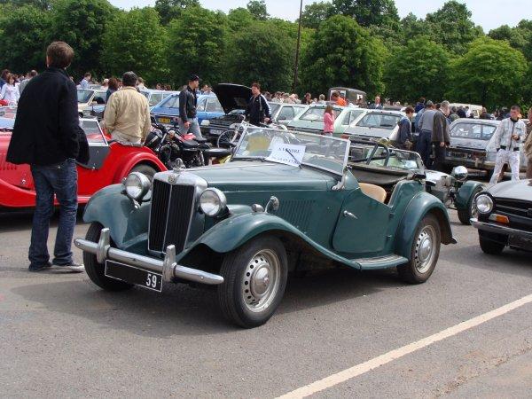 MG TD 1949