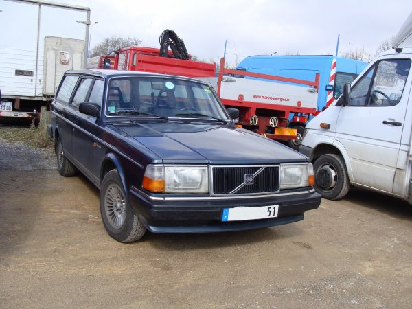 Volvo 240 Break 1985