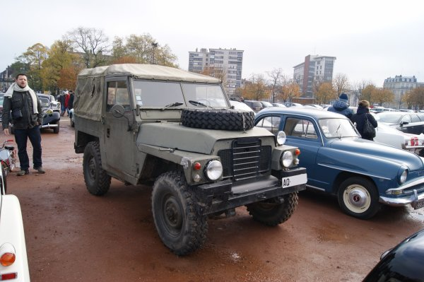 Land Rover 88 S3 Lightweight 1972