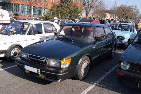 Saab 900 Turbo 1986