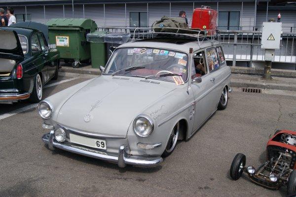 Volkswagen 1500 Variant 1963