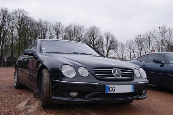 Mercedes CL 600 C215 1999