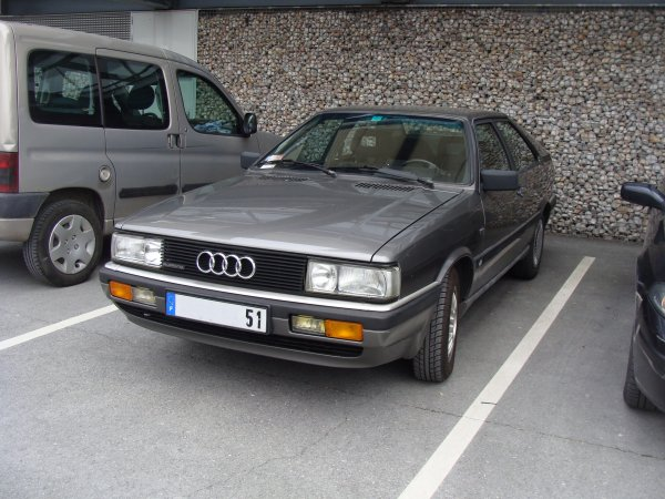 Audi Coupe GT 1984