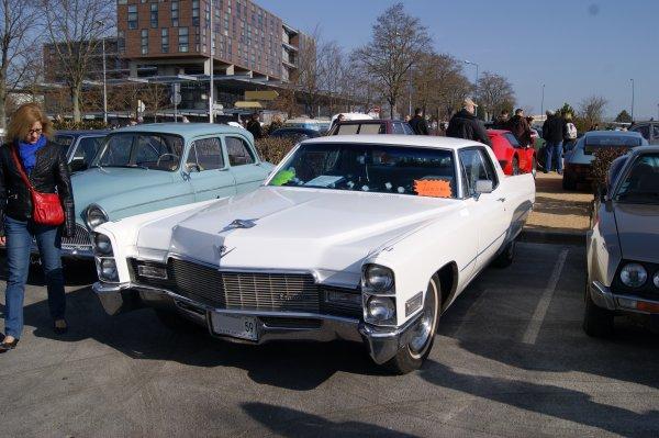 Cadillac Coupe De Ville 1968