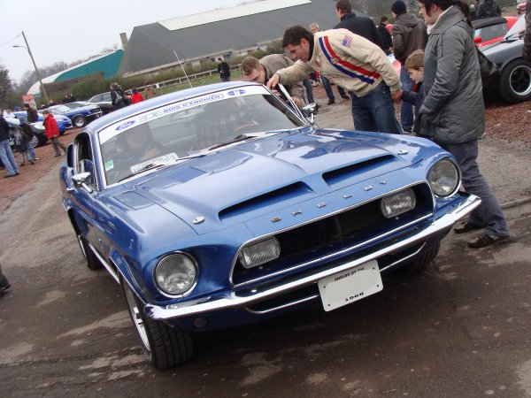 Shelby GT 350 1968