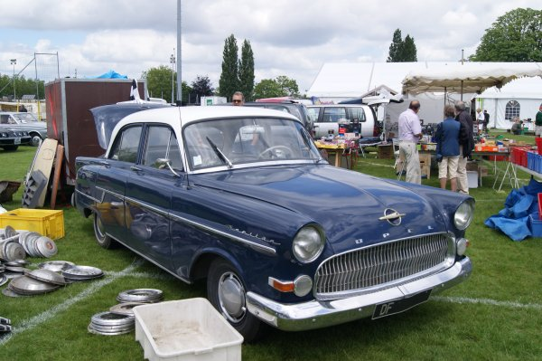 Opel Kapitan 1956