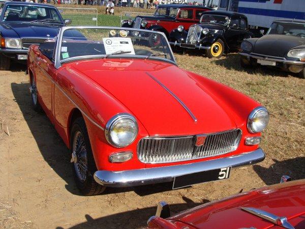 MG Midget MK III 1968