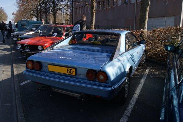 Ferrari Mondial QV 1982