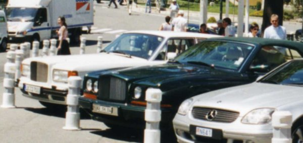 Bentley Mulsanne Turbo 1982 / Azure